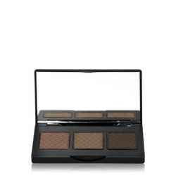 The BrowGal Convertible Brow  paleta do brwi  6 g Nr. 02 - Brown