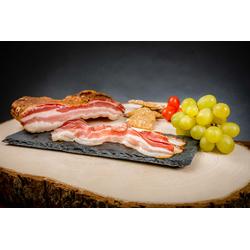 Metzgerei Mair - Pancetta Bauchspeck Mittelstück, vakumiert ca. 400g