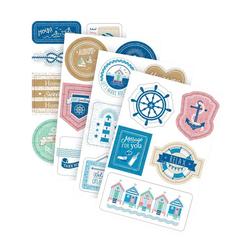 URSUS Sticker Maritim, 4 Bogen