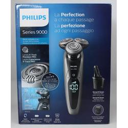 Philips Gesichtshaarentferner Philips S9711 Rasierer inkl. Bartstyler & Reinigun