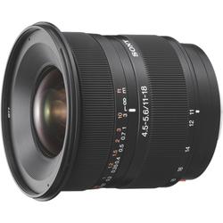 Sony Objektiv A-Mount-Objektiv 11-18 mm, F4.5-5.6 SAL1118 schwarz