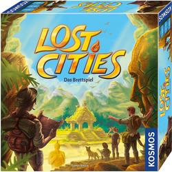 Kosmos Spiel, Lost Cities - Das Brettspiel