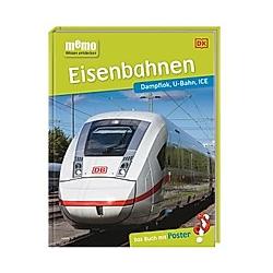 Eisenbahnen / memo - Wissen entdecken Bd.19 - Buch