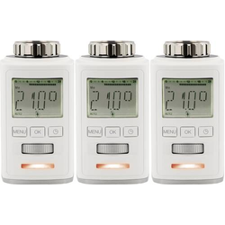 Sygonix HT100 Heizkörperthermostat elektronisch 3er Set 8 bis 28°C