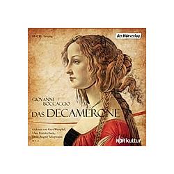 Das Decamerone  10 Audio-CDs - Hörbuch