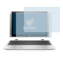 BROTECT Schutzfolie für HP Notebook x2 10-p003ng, (2 Stück), Folie Schutzfolie klar