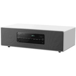 Panasonic SC-DM504EG-W Stereoanlage DAB+,CD,UKW,Bluetooth®,USB,AUX, 2 x 20W Weiß