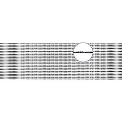 Laubsägeblatt für Weich- und Hartholz, Kunststoff, Plexiglas 24er-Pack Sägeblatt-Länge