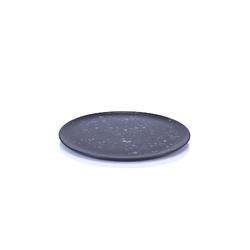 Aida Raw Teller 28 cm schwarz