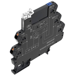 Weidmüller Halbleiterrelais TOP 5VDC 230VAC1A Schaltspannung (max.): 240 V/AC Nullspannungsschalten