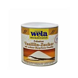 Vanillin-Zucker mit echter Bourbon-Vanille - wela