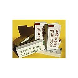 1000 und EIN Sagen. Manfred Seehofer  - Buch