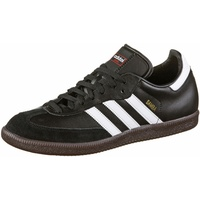 adidas Samba Leather black-white/ gum, 44.5