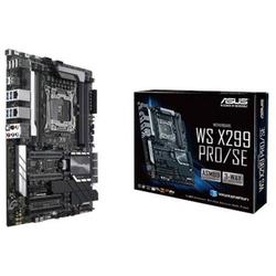 Asus WS X299 PRO/SE LGA2066 ATX Mainboard Sockel Intel® 2066 Formfaktor ATX Mainboard-Chipsatz Inte