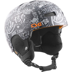 Helm TSG - gravity graphic design stickerbomb (240) Größe: L/XL