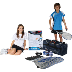 Victor® Squash Set START