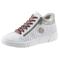 Rieker Sneaker mit luftdurchlässiger Perforation 42