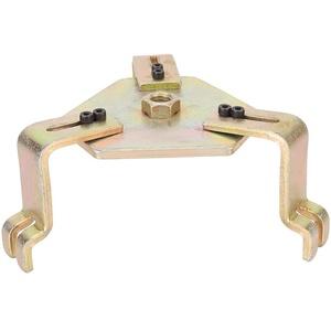 Tankdeckelschlüssel, 5,51-7,09 Zoll Einstellbarer Tankdeckel der Kraftstoffpumpe Schraubenschlüssel