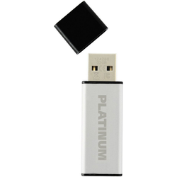 Platinum Platinum USB-Stick Alu 64GB USB-Stick