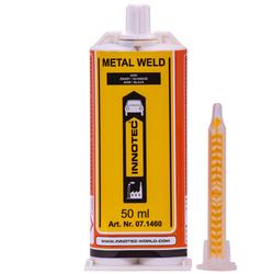 INNOTEC Metal Weld 50 ml 2K Metallkleber schwarz