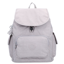 Kipling Basic City Pack S City Rucksack 33 cm grey gris