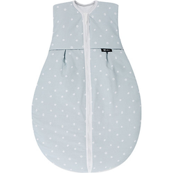 Schlafsack Thermo, New Dots, blau, 90 cm