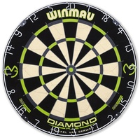 "Winmau Dartboard ""MvG Diamond Edition"",,"