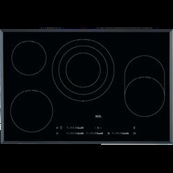 AEG HK854870FB Strahlungsbeheizte Kochfeld 80 cm