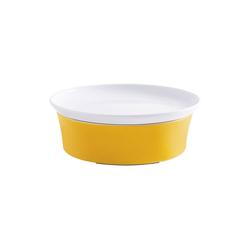 Kahla Auflaufform Auflaufform mit Deckel Magic Grip Kitchen Colore, Porzellan, (2-St)