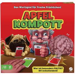 Mattel® Spiel, Apfelkompott