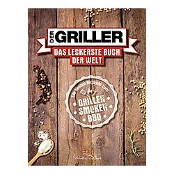 Der Griller - Buch