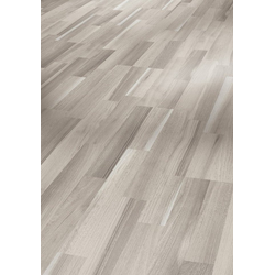 PARADOR Laminat Basic 200 - Akazie grau, Packung, ohne Fuge, 194 x 1285 mm