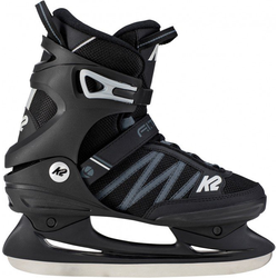 K2 F.I.T. ICE Schlittschuh 2021 black/grey - 43,5