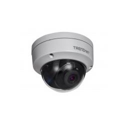 TRENDnet 8MP PoE IP-Kamera Indoor/Outdoor 4K H.265 WDR IR Dome Netzwerkkamera 8 MP (TV-IP1319PI)