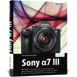 Sony A7 III: Buch von Kyra Sänger