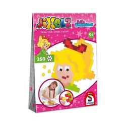 Schmidt Spiele Puzzle Jixelz Puzzle Bibi Blocksberg 350 Teile, Puzzleteile