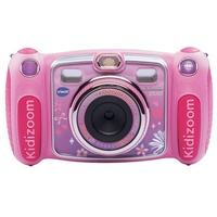 rosa Kinder-Kamera