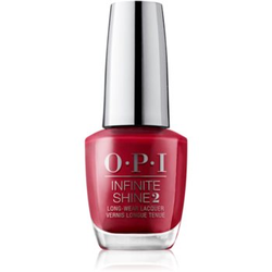 OPI Infinite Shine Nagellack mit Geleffekt OPI Red 15 ml