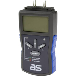 As - Schwabe 24103 Materialfeuchtemessgerät Messbereich Baufeuchtigkeit (Bereich) 0.2 bis 2% vol Me