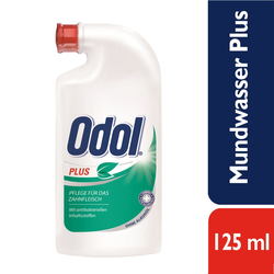 Odol Mundwasser MW Plus 125 ml