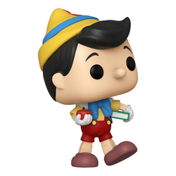 Funko Actionfigur POP! School Bound Pinocchio - Pinocchio