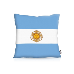 Kissenbezug, VOID, Argentinien Argentina Flagge Fahne Fan-EM WM Flag 50 cm x 50 cm