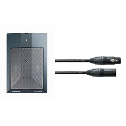 Shure Beta 91A Mikrofon Set+ Kabel