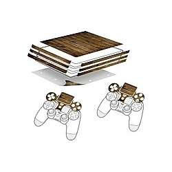 SPEEDLINK Sticker for PS4 PRO & Controller  Wood