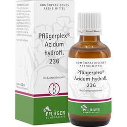PFLÜGERPLEX Acid Hydrofl.236 Tropfen 50 ml