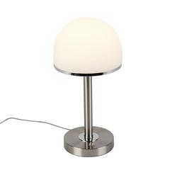 Vintage Tischleuchte Stahl inkl. LED mit Touch-Funktion - Bauhaus