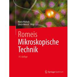 Romeis - Mikroskopische Technik als Buch von