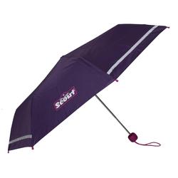 Scout Taschenregenschirm lila