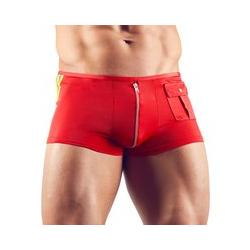 Pants im Feuerwehrmann-Look