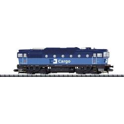 MiniTrix T16732 N Diesellok Serie 750 der CD Cargo Serie 750 der CD Cargo